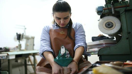Sinneserlebnis mit einem italienischen Schuhmacher