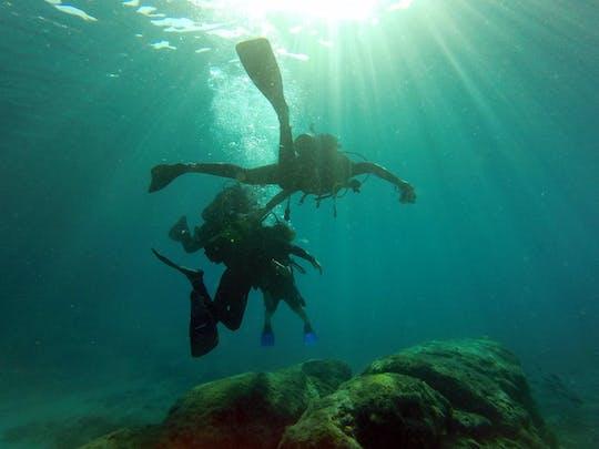 Plongée sous-marine à Fethiye
