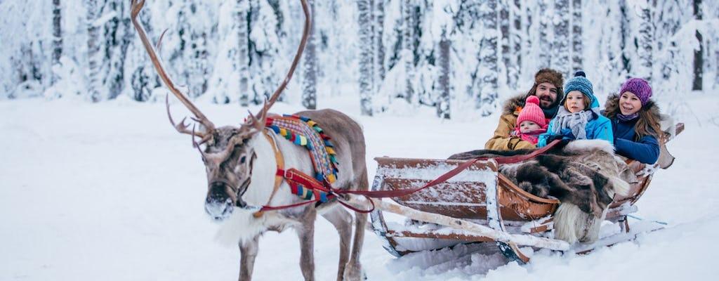 Hoogtepunten van Rovaniemi dagtour A