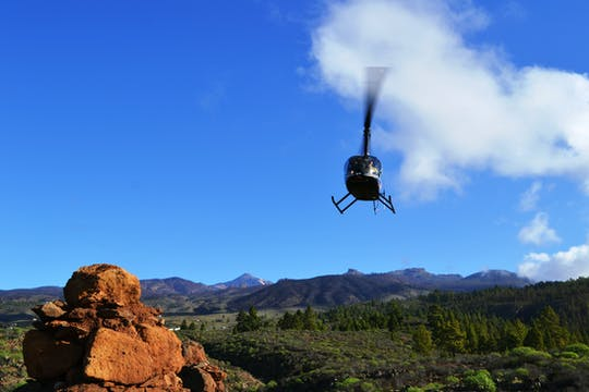 Tenerife Helicopter Flights