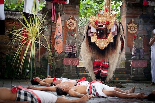 Barong-Tanz und Kintamani-Tour