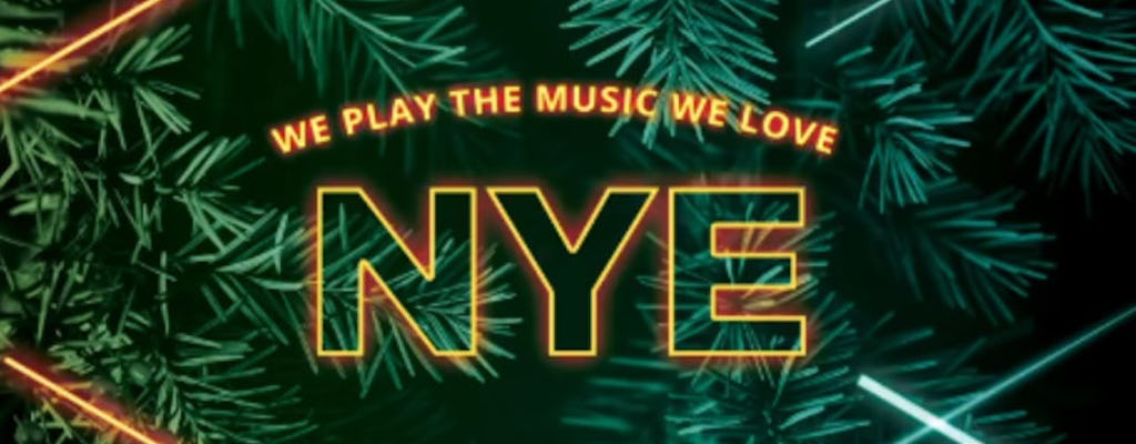 We Play The Music We Love 'nye 2020' At Azimut Club
