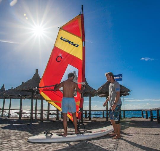 Planche à voile et stand-up paddle