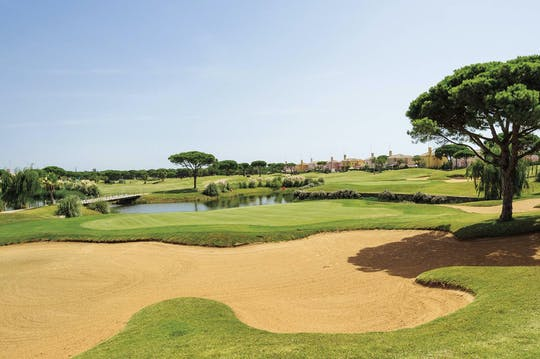 Anfänger-Golfkurs in Novo Sancti Petri