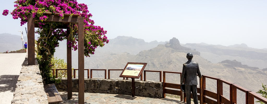 Gran Canaria Island Private Tour