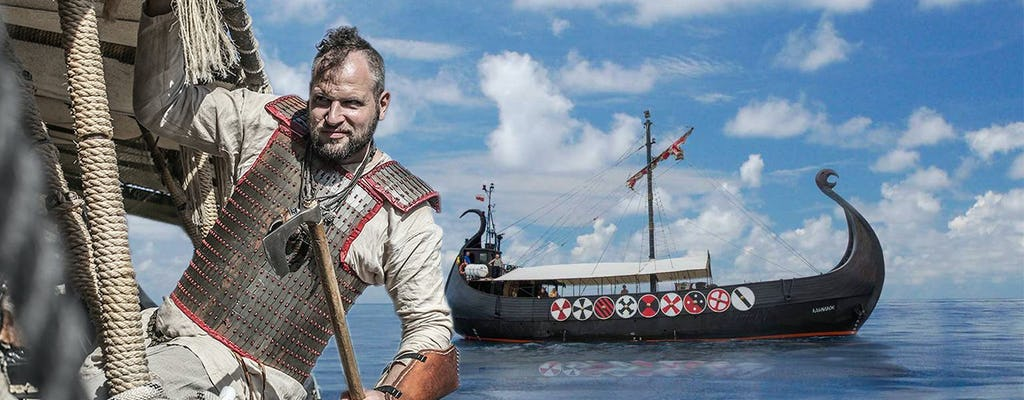 """RAGNAROK"" Viking Boat - with transfer"