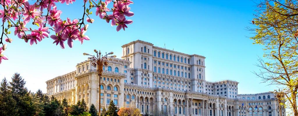 Pałac Parlamentu w Bukareszcie omija bilet i wycieczkę z przewodnikiem