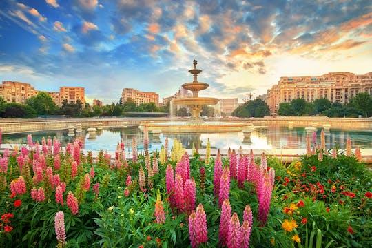 Tour panorámico de medio día por la ciudad de Bucarest