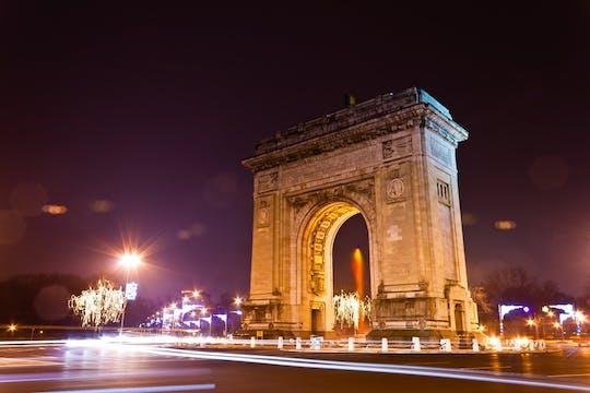 Bukarest bei Nacht Tour