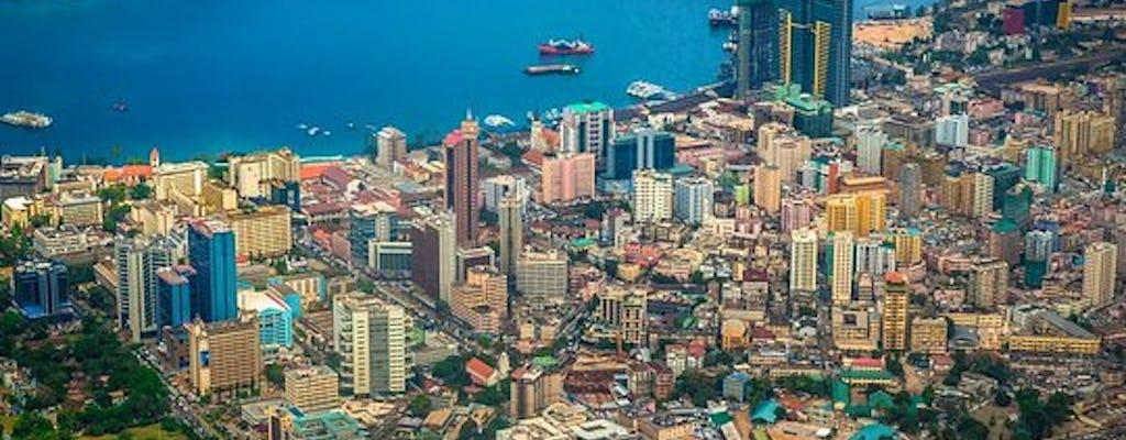 Tour della città di mezza giornata a Dar es Salaam