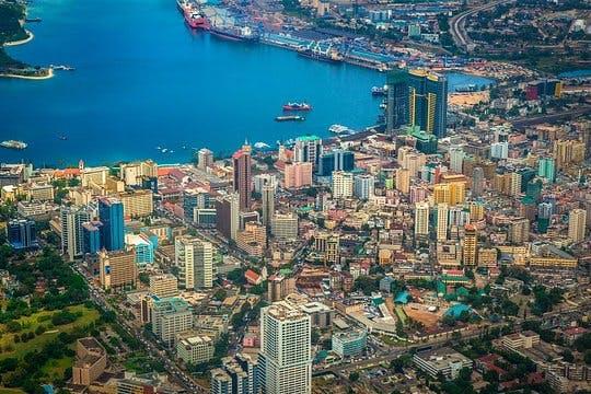 Dar es Salaam półdniowa wycieczka po mieście