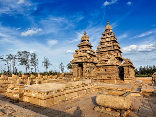 Temple tour to Mahabalipuram and Kanchipuram