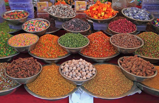 Pondy Bazaar private walking tour