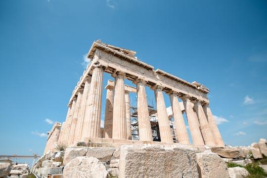 Интерактивная экскурсия для небольшой группы по Акрополю и Музею Афинского Акрополя