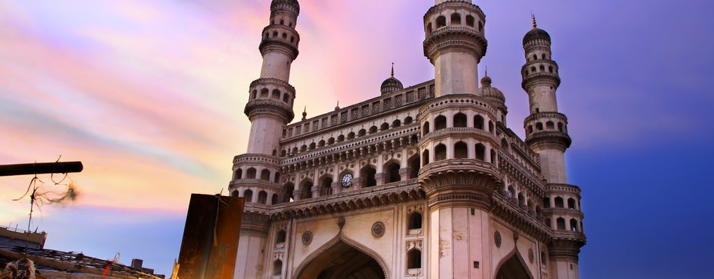 Visite d'une demi-journée de la ville d'Hyderabad