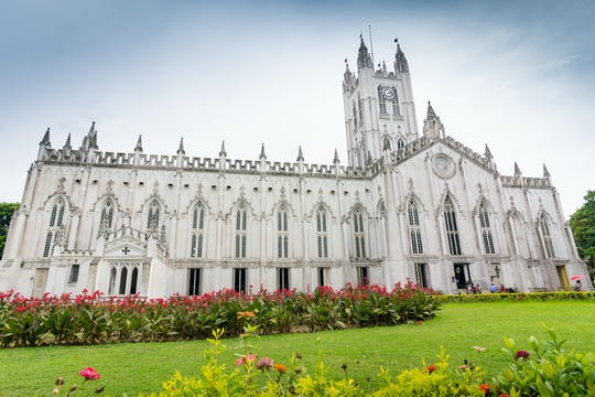 City tour de meio dia em Calcutá