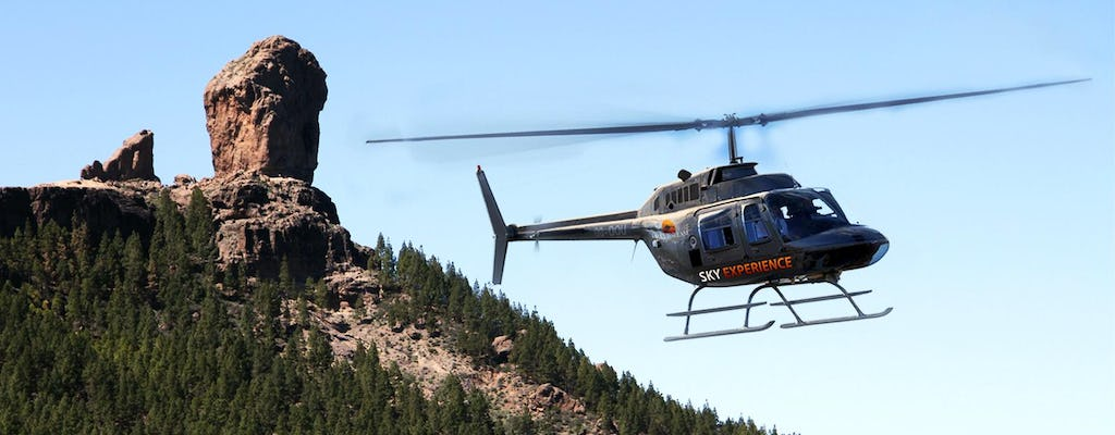 Gran Canaria Helicopter Rides