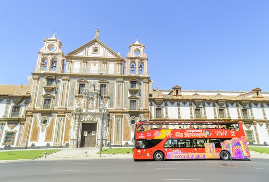 Sightseeing Cordoba per Bus