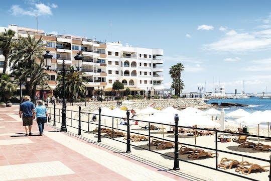 Autour de l'île d'Ibiza