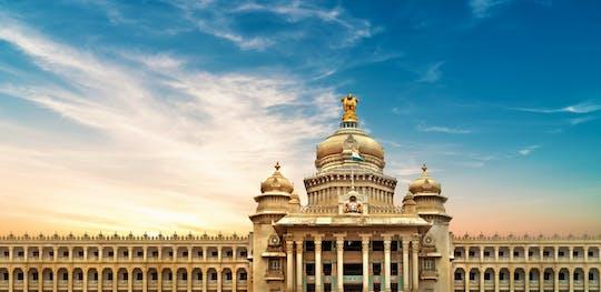 Halve dag stadstour door Bangalore