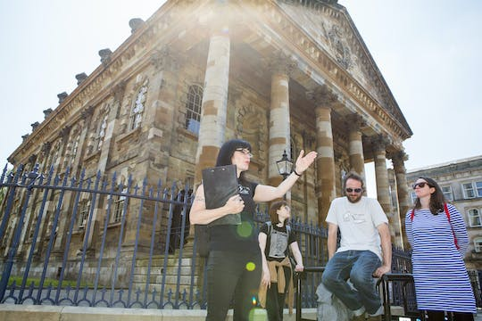 Merchant City Music Walking Tour