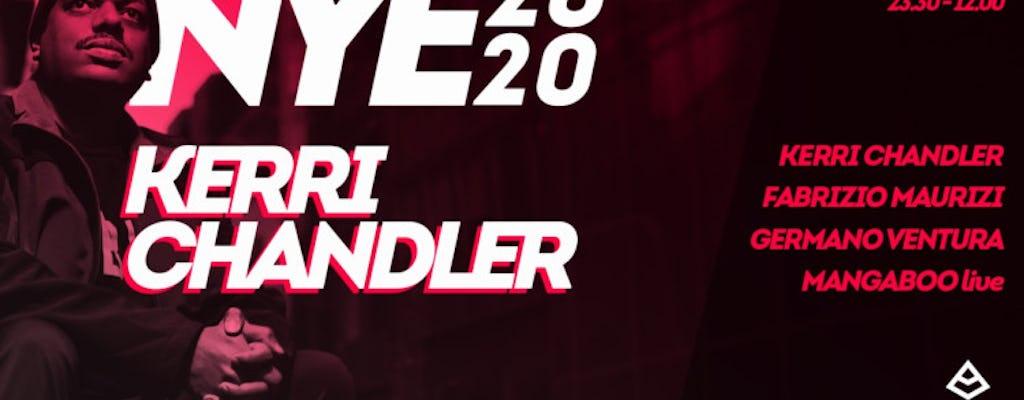 Minù | Nye 2020 W- Kerri Chandler, Fabrizio Maurizi, Germano Ventura, Mangaboo (live)