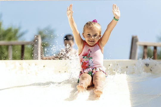 Wasserpark Lido mit Transfer