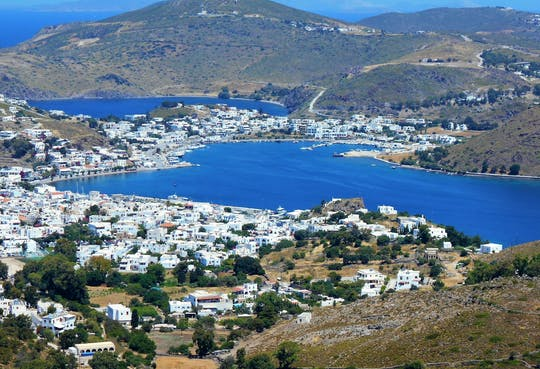 Bootsausflug zur Insel Patmos