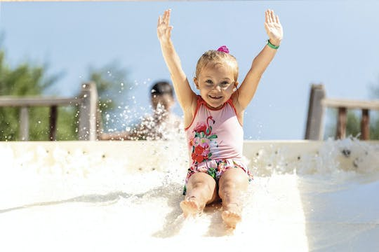 Lido Waterpark with Transfer