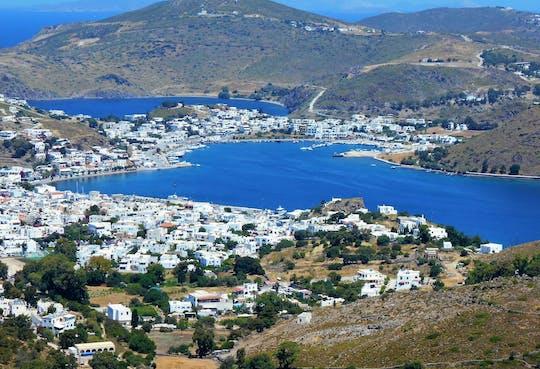 Patmos Island boat trip