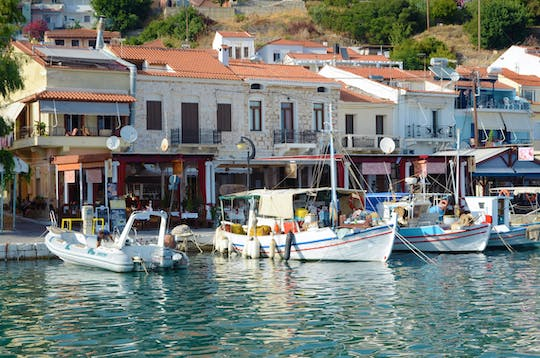 Samos Villages Evening Tour