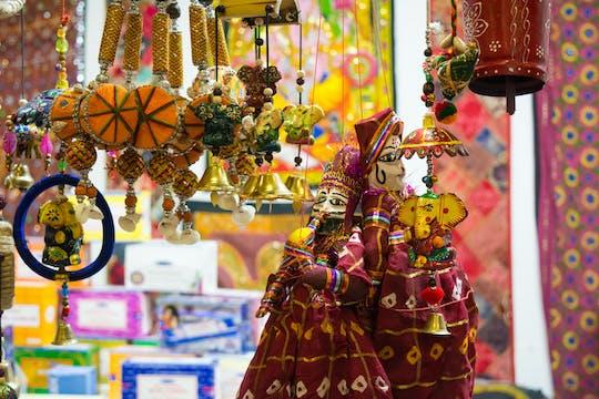 Half-day shopping tour of Jaipur