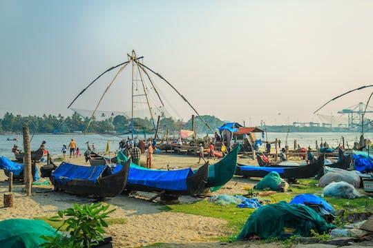 City tour de meio dia em Kochi