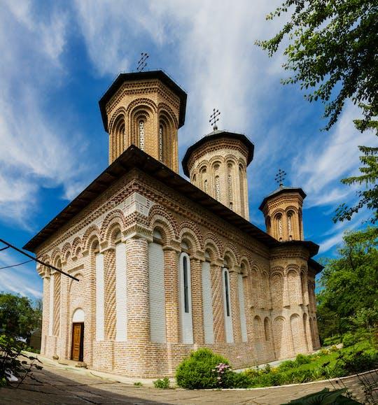Privater halbtägiger Ausflug zum Snagov-Kloster und zum Mogosoaia-Palast