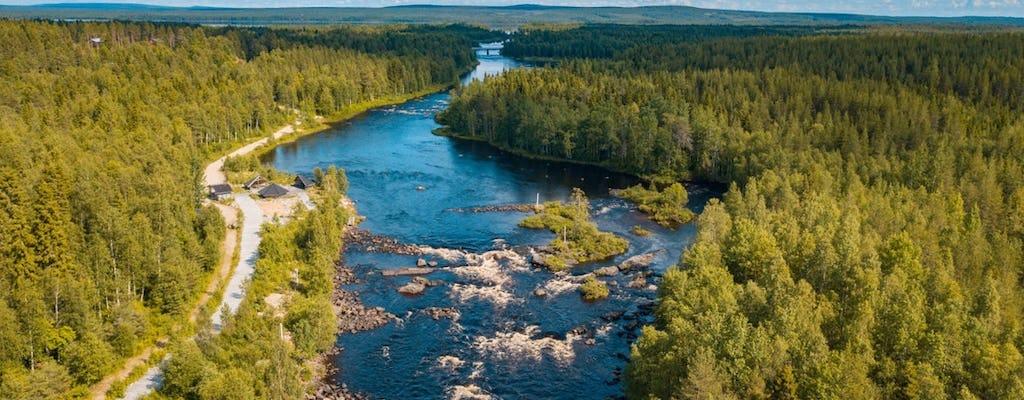 Aventura de senderismo en Vikaköngäs
