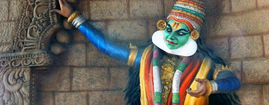 Kathakali dance performance ticket