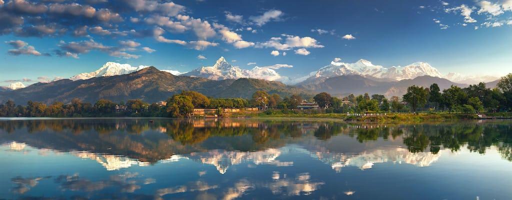Excursión de medio día a Pokhara