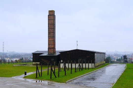 Tour privato di un'intera giornata al campo di concentramento di Majdanek e Lublino da Varsavia