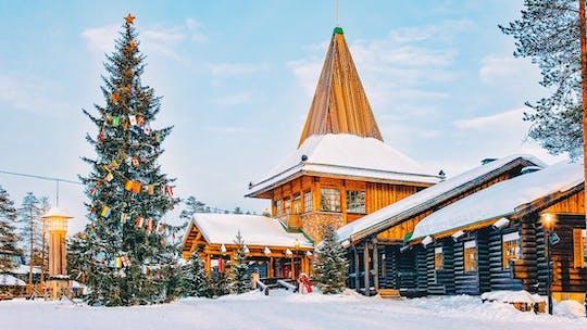 Visitez le village du Père Noël