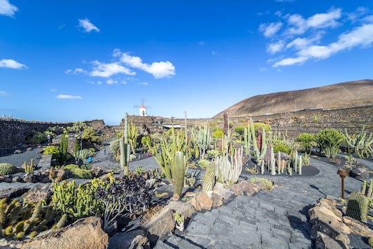 Lanzarote - od wybrzeża do wybrzeża