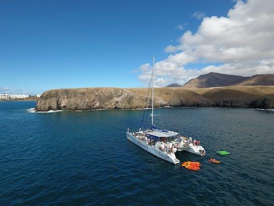 I Love Papagayo Catamaran Tour