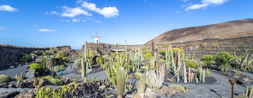 Lanzarote Ausflug von Küste zu Küste