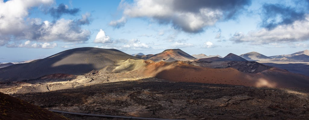 Lanzarote Volcano BBQ & Winery Tour