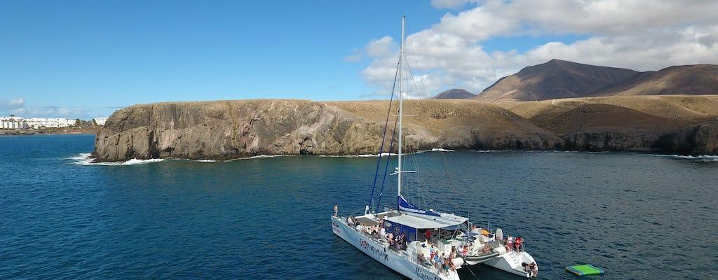 I Love Papagayo Catamaran Cruise