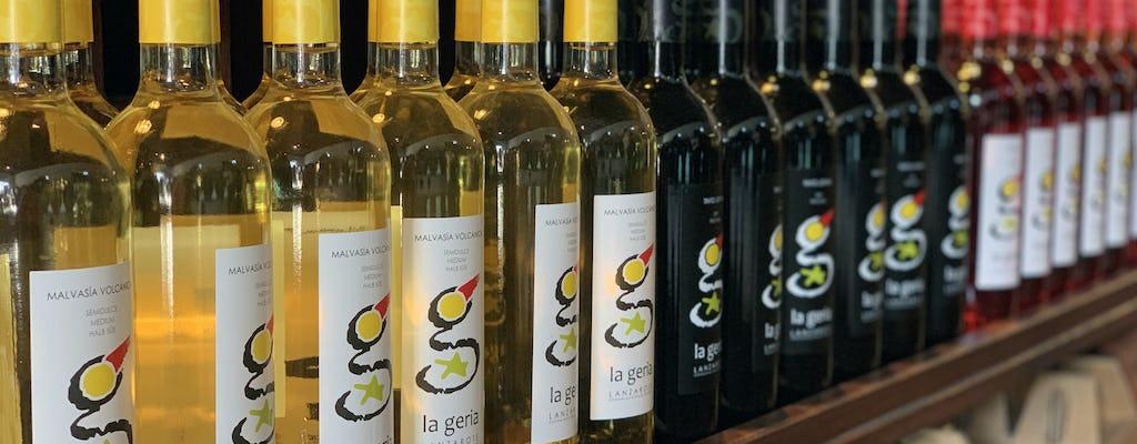 Wulkaniczne wina Lanzarote