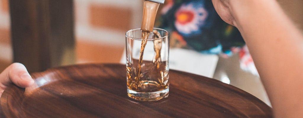 L'expérience de la vodka polonaise