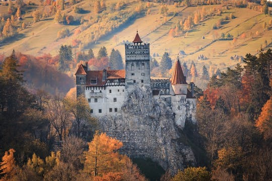 Private day trip to Dracula's Castle