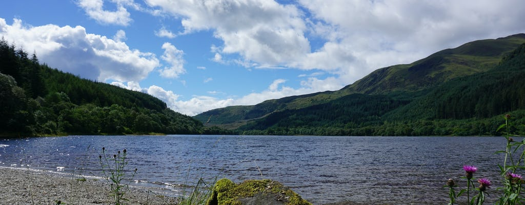 Stirling, Loch Lomond and The Highlands tour from Glasgow