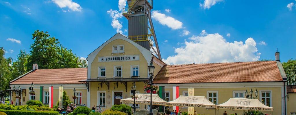 Skip-the-line entreeticket voor de Wieliczka zoutmijn
