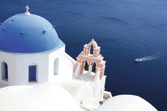 Ausflug nach Santorin  – ab Rethymnon